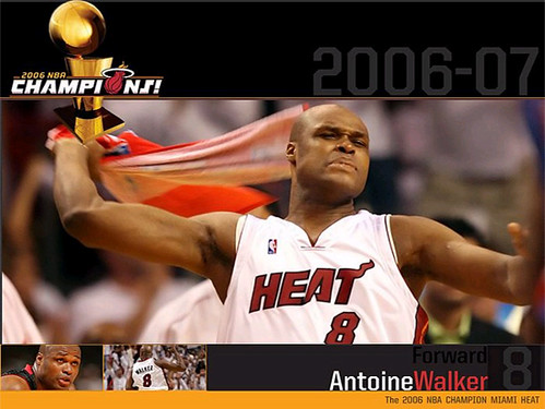 worst nba champs - walker