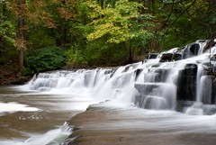 Postcard Falls (Christy Hibsch ( Christy's Creations on Facebook )) Tags: park waterfalls brighten monroecounty corbettsglen allenscreek postcardfalls geneseelandtrust