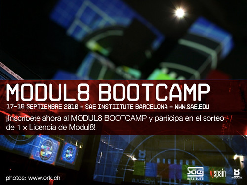 SAE Modul8 bootcamp 17-18 September