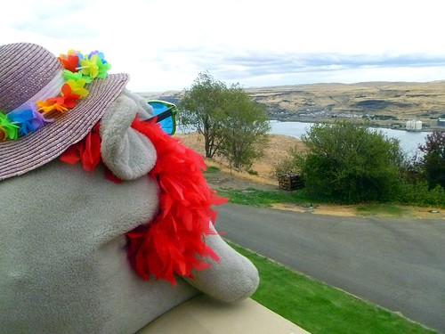 Ms Ella at Maryhill Museum of Art