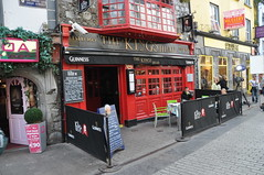 Kings Head Pub in Galway (Marcus Meissner) Tags: galway pub bestof marcus head august irland september kings reise 2010 studiosus meissner