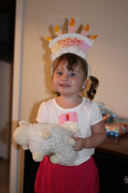 Mabry's 3rd Brithday Party