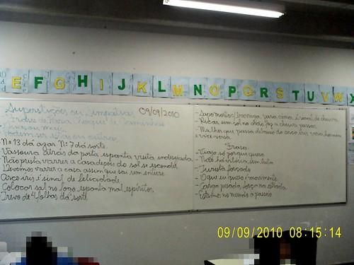 Nosso Folclore - Supersticoes e Frase de Caminhoes (09/09/2010)