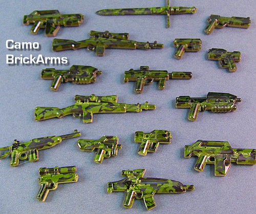 Camo BrickArms - Inkjet Printer (1 of 3)