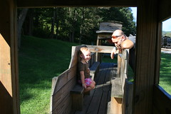 kid train (blossomdawes) Tags: cassscenicrailway