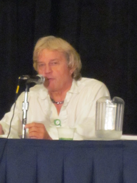 Frazier Hines (Jamie McCrimmon from Doctor Who) at Dragon*Con 2010