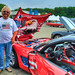 "Wayne Scott's ""United We Stand""Corvette"