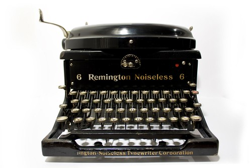 Remington Noiseless 6 (1927)