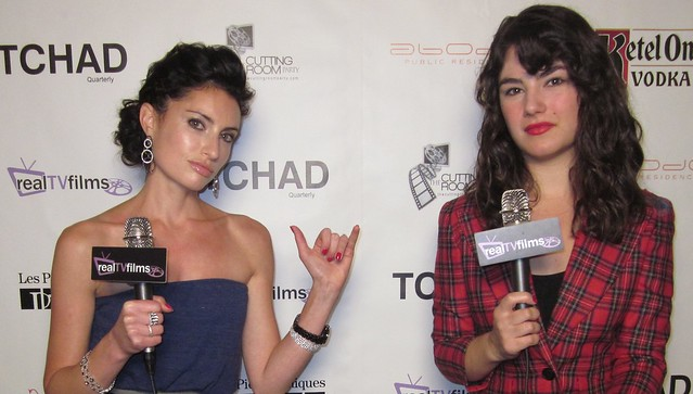 Katie Boland, RealTVfilms Social Media and Gifting Lounge, Toronto Film Festival