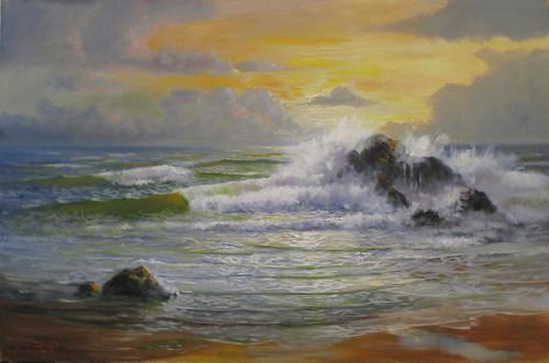 Monteiro Prestes - Coastline