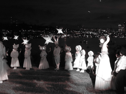 Lullaby Moon @ GasWorks Park!