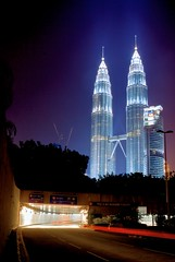 The Twin Tower KLCC -     (Aziz J.Hayat   ) Tags: