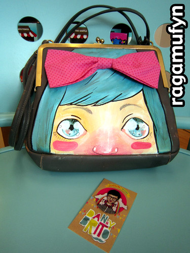 My new bag by Danny Britto