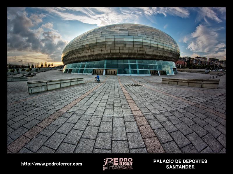 Palacio de los Deportes - Santander - Cantabria