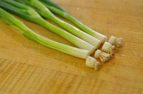 scallion beheading