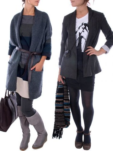 Moda mujer otoño-invierno 2010-2011, tienda online OrangeBag.nl