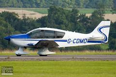 G-CDMD - 42 - Private - Centre Est DR.500 200I President - Duxford - 100905 - Steven Gray - IMG_8862