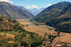 The Sacred Valley (patriciadelcarmen) Tags: peru cusco andes sacredvalley