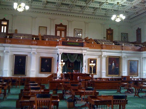 State Capitol Building, Senate Chambers