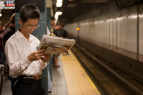 Waiting (紐約地鐵)