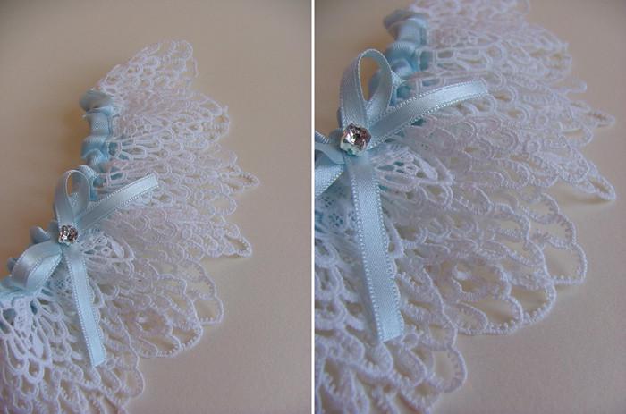 Liga para noivas by Pinga Amor