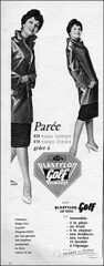 the 1950s-ad for plastylon raincoat (april-mo) Tags: raincoat 1959 the50s thefifties plasticraincoat 50sfashion 50splasticraincoat adforraincoatthe1950s
