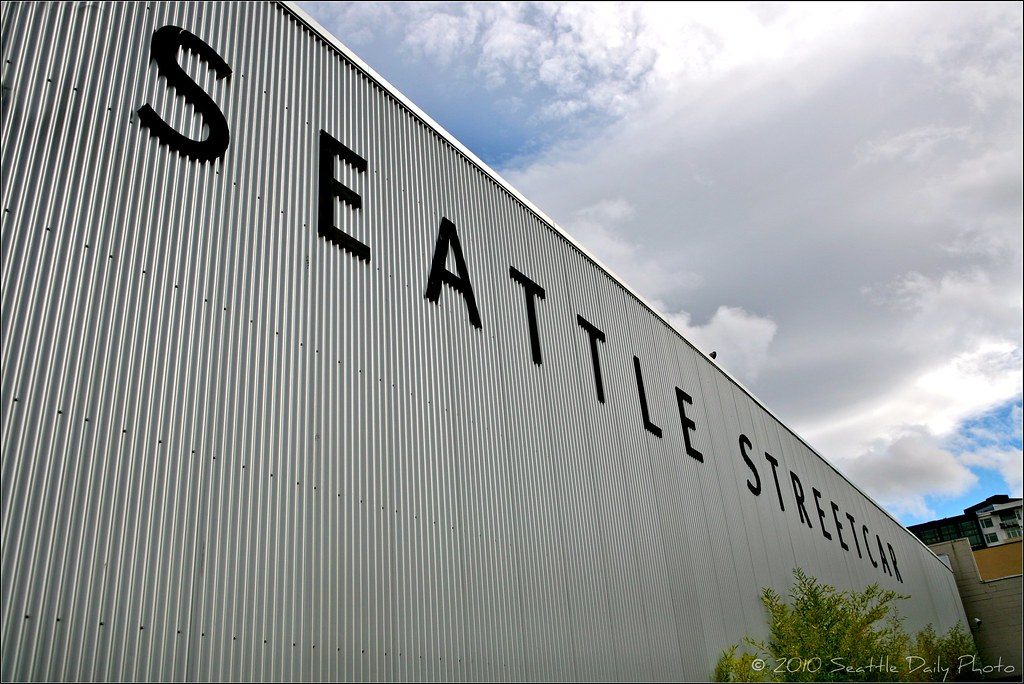 Seattle Streetcar Barn