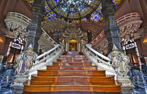 フリー写真素材, 建築・建造物, 美術館・博物館・劇場, タイ王国,