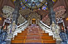 [フリー画像] 建築・建造物, 美術館・博物館・劇場, タイ王国, 201009171300