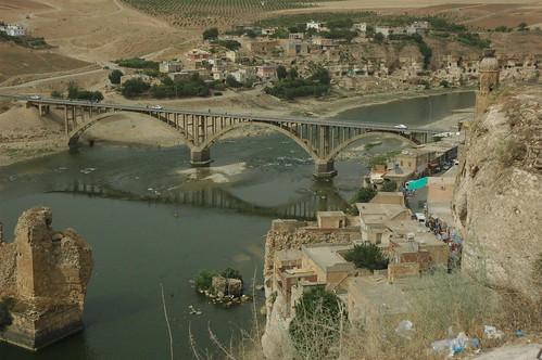 tigris river and euphrates river. of Tigris- Euphrates River