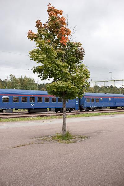 Falu järnvägsstation, 2010