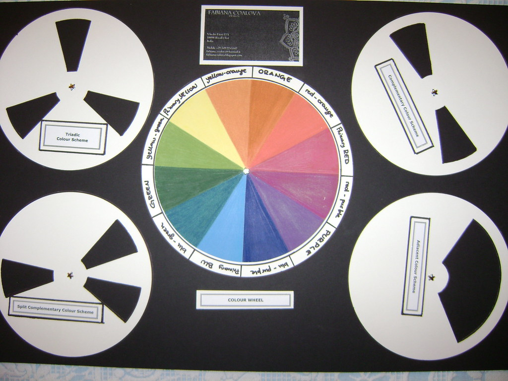 Mod.1 Proj.3 Colour Wheel