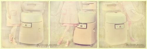 ~ pink & vintage ~