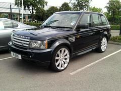 Range Rover Sport (ERF OCV 101R) Tags: car landrover rangerover rangeroversport 4wheeldrive