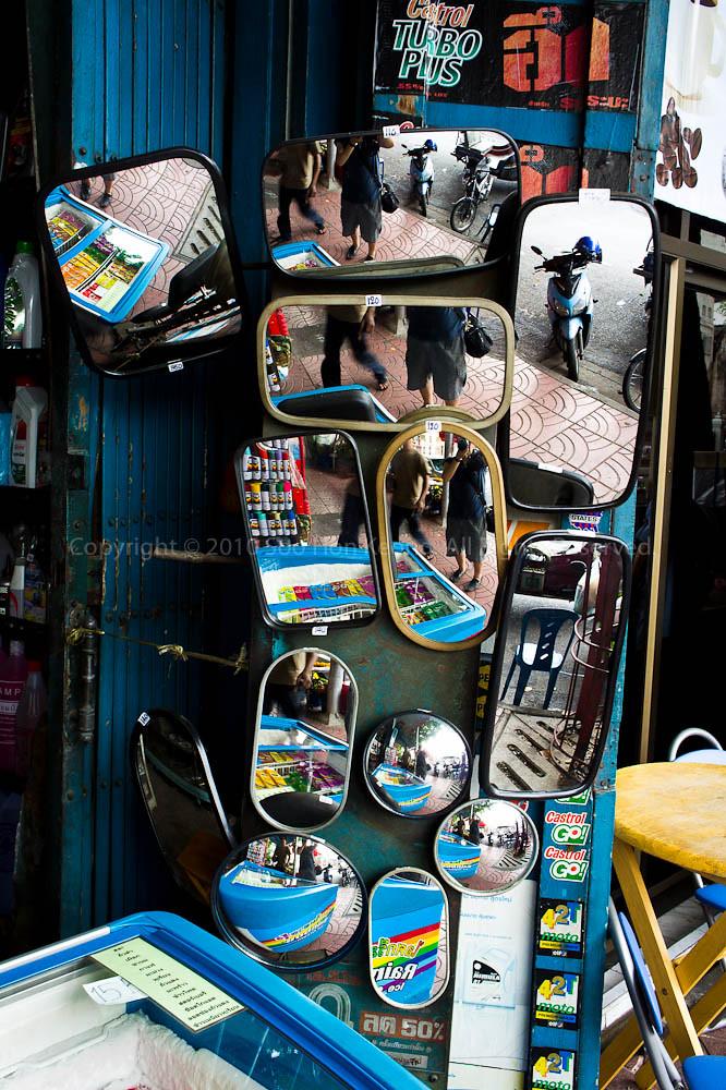 Rear Mirror(S) @ Bangkok, Thailand
