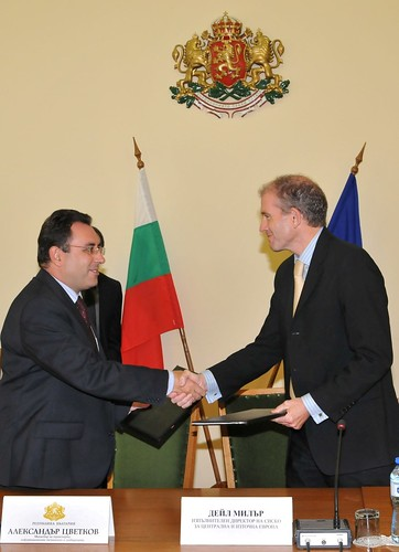 Bulgaria_Ministry of Transport and ICT MoU