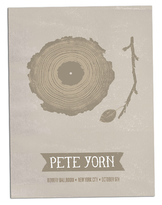 Pete Yorn Poster Contest 1