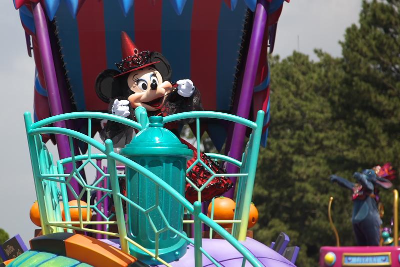 ミニーマウス (Minnie Mouse)