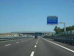 ch 875 (European Roads) Tags: road italien italy highway italia motorway milano autopista freeway autoroute a7 italie tortona autostrada pavia