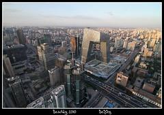 Beijing - CCTV Tower (Beschty) Tags: china beijing cbd 北京 中国 peking 中國 centralbusinessdistrict zhongguo zhōngguó beschty