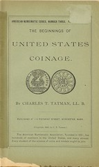 The beginnings of United States Coinage