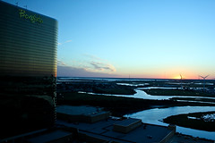 The Borgata . Atlantic City