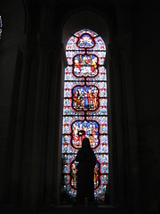 Senlis - Cathdrale Notre Dame () Tags: cathedral stainedglass notredame vitrail senlis  cathdralenotredame
