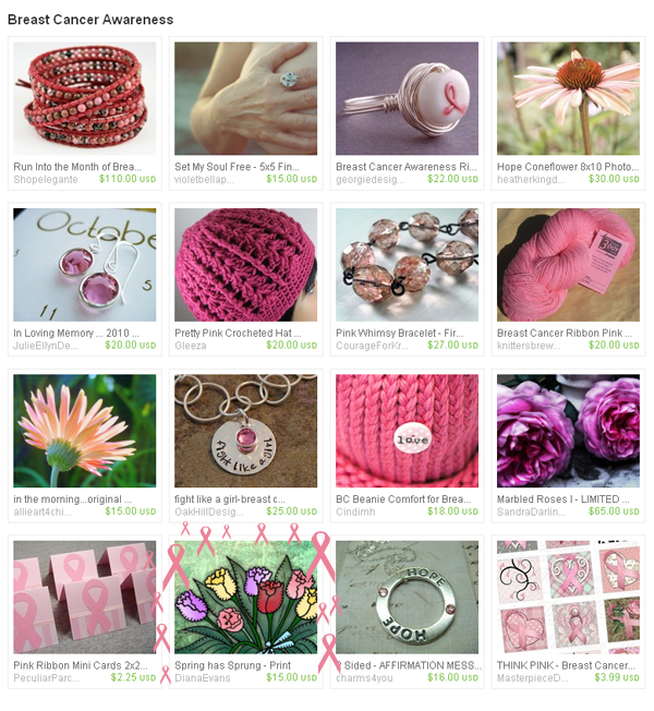 Breast Cancer Awareness Treasury