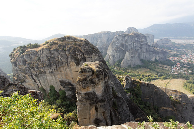 Meteora - view from Great Meteoro