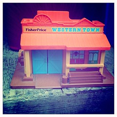 Fisher-Price Western Town
