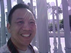20100912 Kevin@LACMA