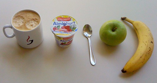 Almighurt, Granny Smith & Banane
