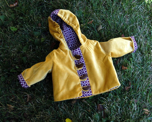 Baby-In-The-Hood Jacket