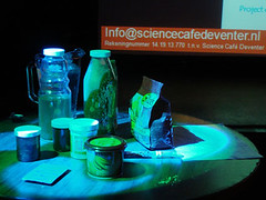 Science Café Deventer: Algen